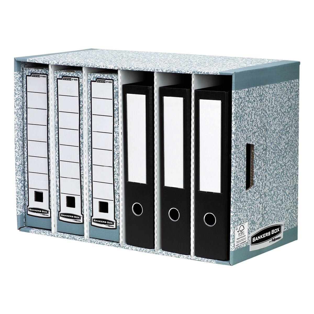 Bankers Box System Organiseur de classeurs