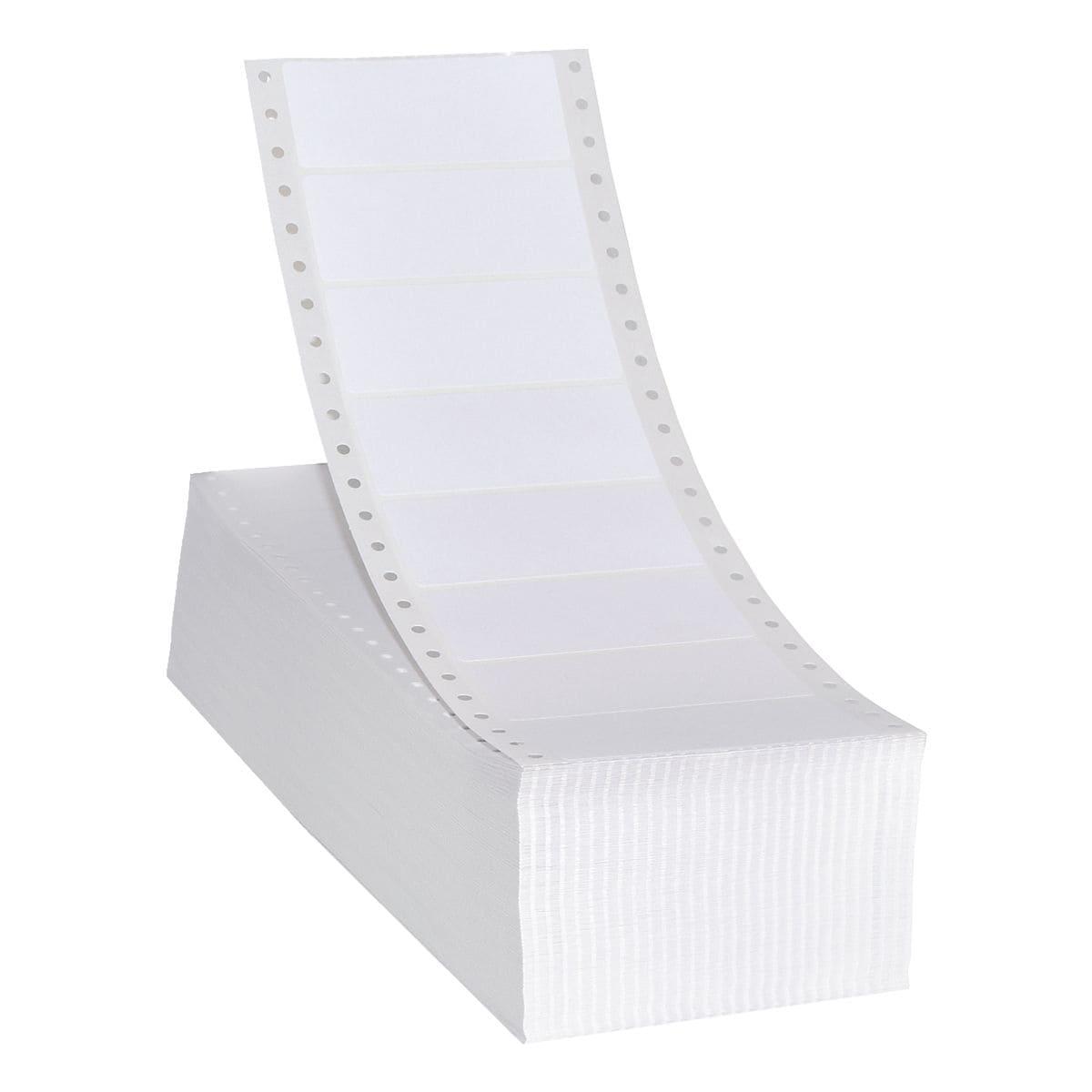 OTTO Office Paquet de 4000 étiquettes ordinateur (88.9 mm de large)