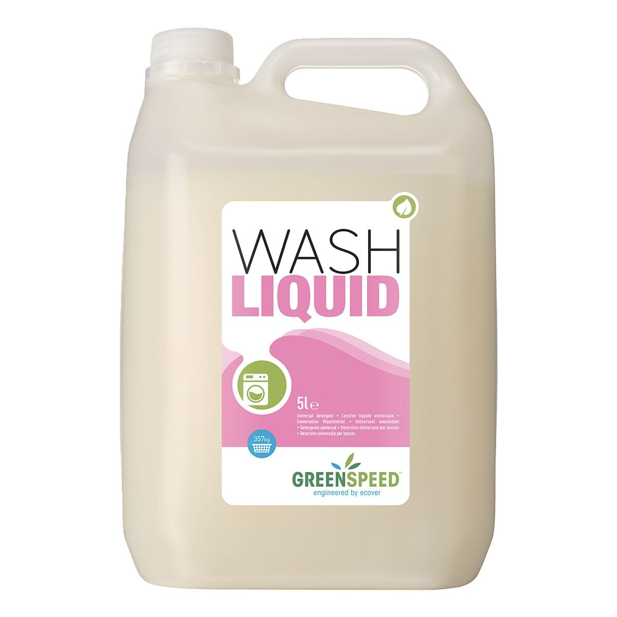 GREENSPEED Lessive liquide « Wash Liquid » 100 l.