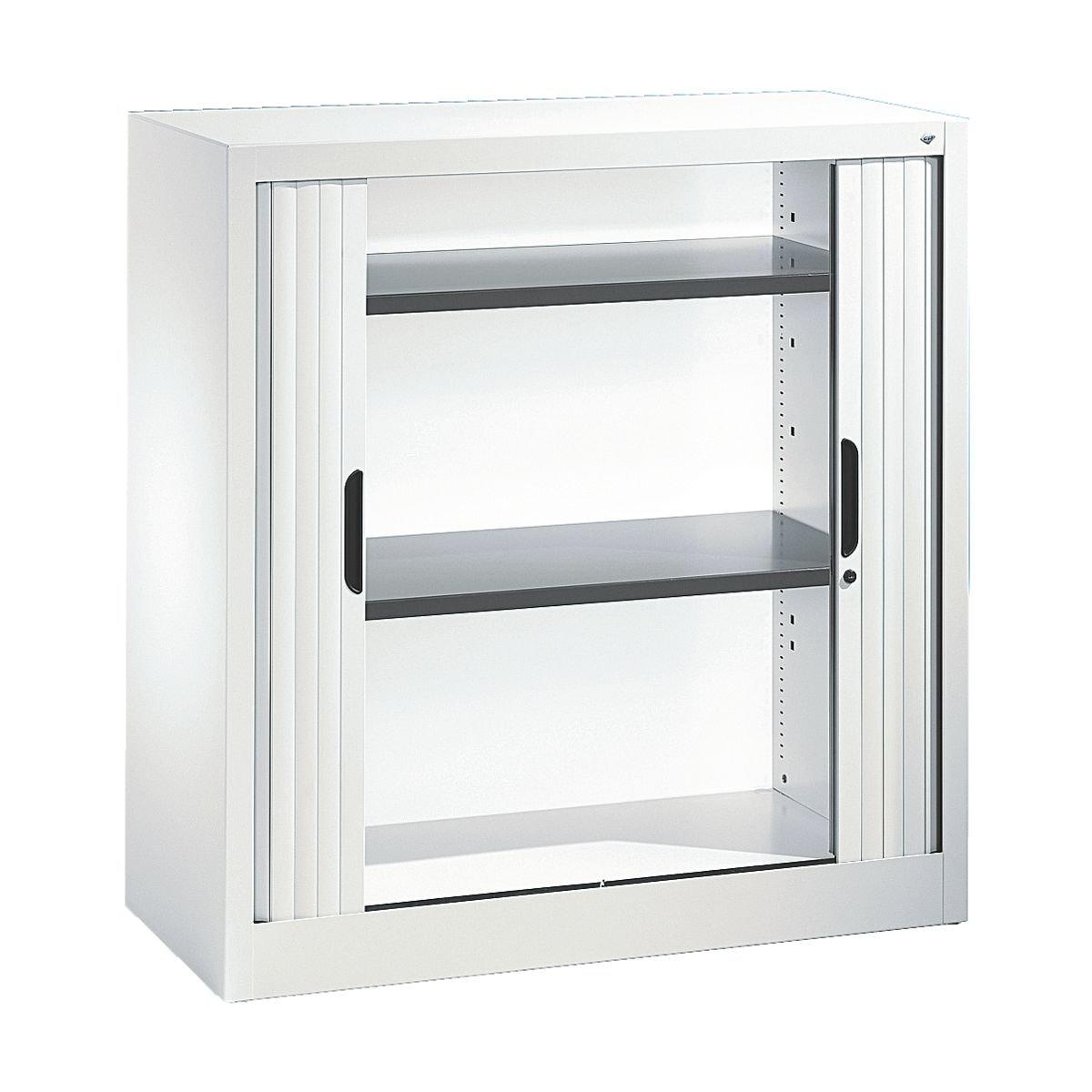 cp armoire en acier omnispace verrouillable 100 x 105 cm. Black Bedroom Furniture Sets. Home Design Ideas