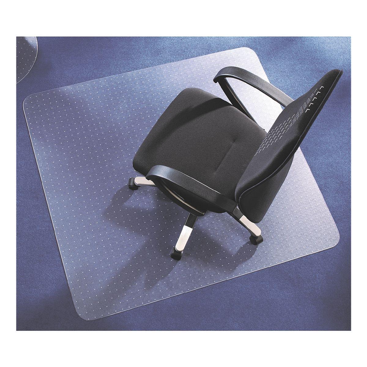 plaque protège-sol pour sols durs, polycarbonate, rectangulaire 120 x 150 cm, OTTO Office Standard
