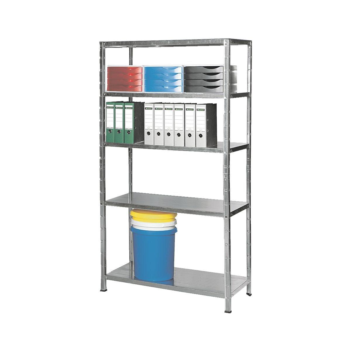 SCHULTE Lagertechnik Système d'étagères emboîtables « Profiline »