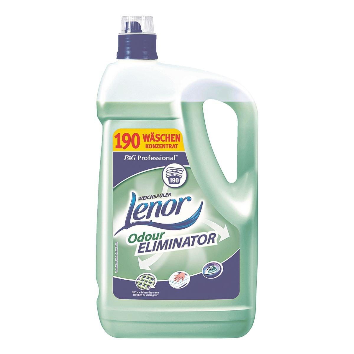 Lenor Adoucissant concentré « Odour Eliminator » 190 lessives