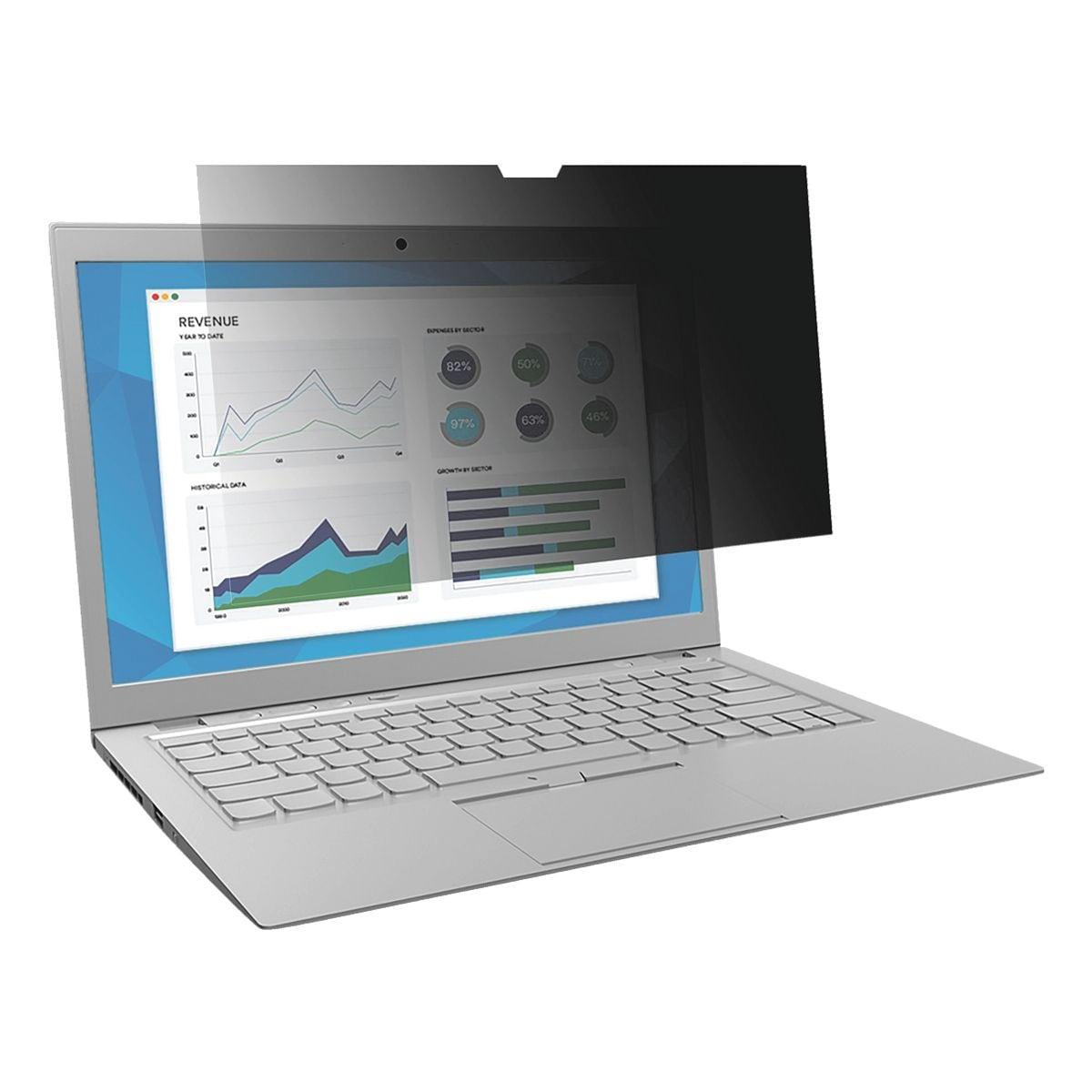 3M Filtre de confidentialité « PF156W9B » pour ordinateurs portables 15,6 pouces (16:9)