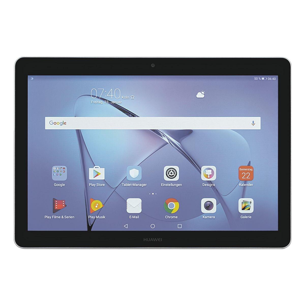 Huawei Tablette « MediaPad T3 10 WiFi » 16 GB gris