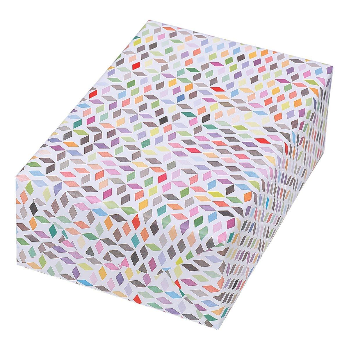 JUNG Papier cadeau « Colorado » 50 cm x 20 m