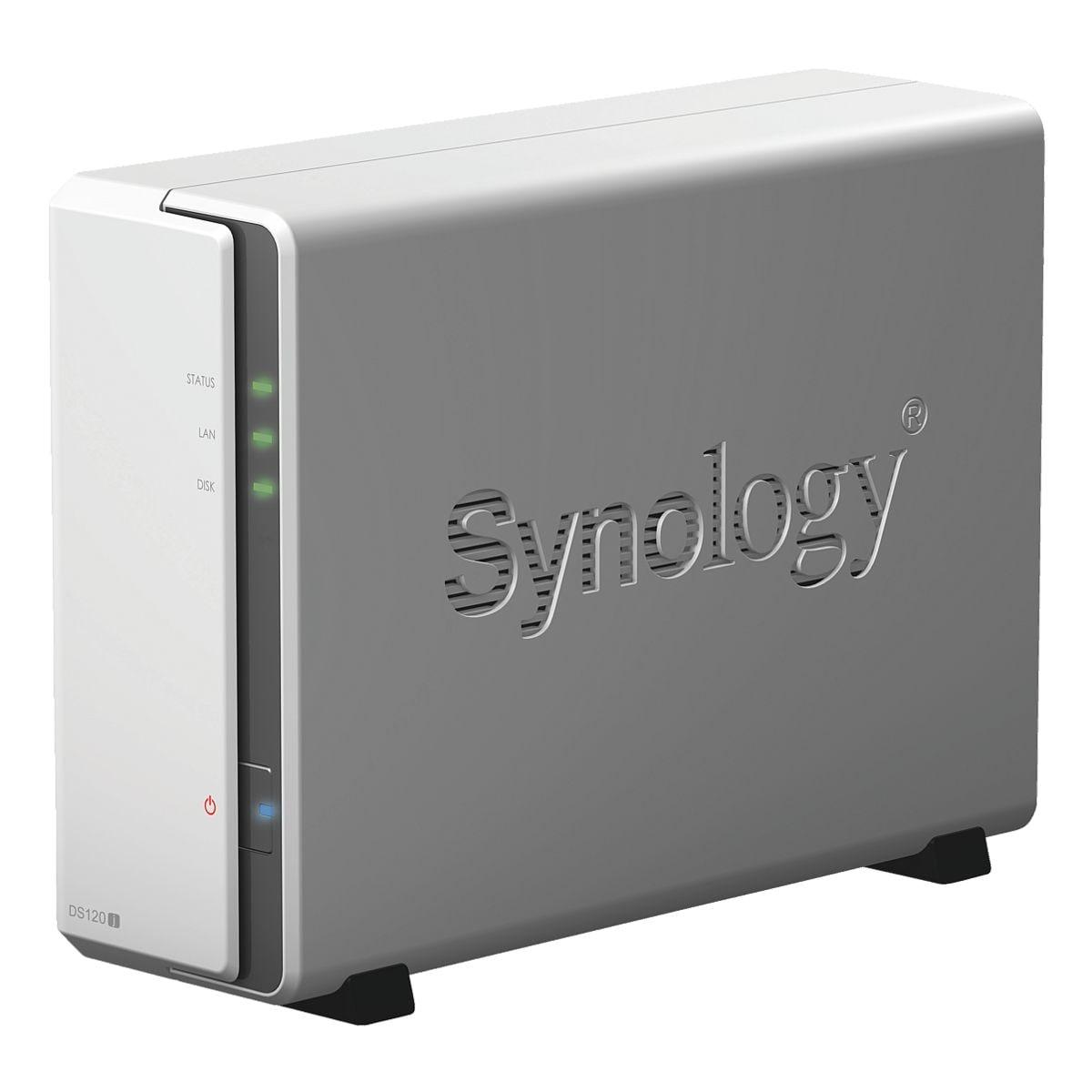 Synology DS120J avec NAS, USB 2.0