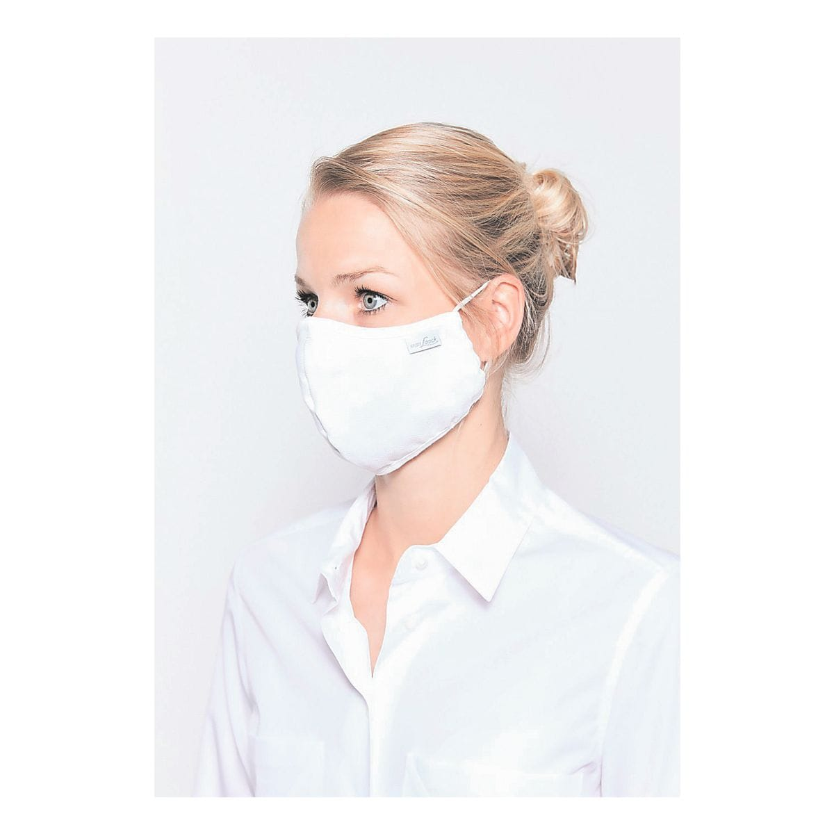 Van Laack Paquet de 5 masques respiratoires, blanc