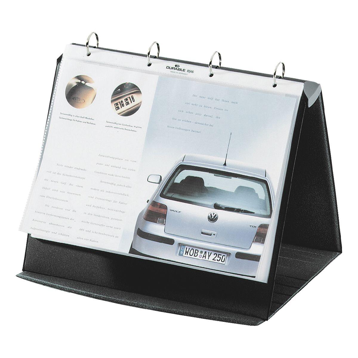 Durable Flipchart de table «DURASTAR 856739»