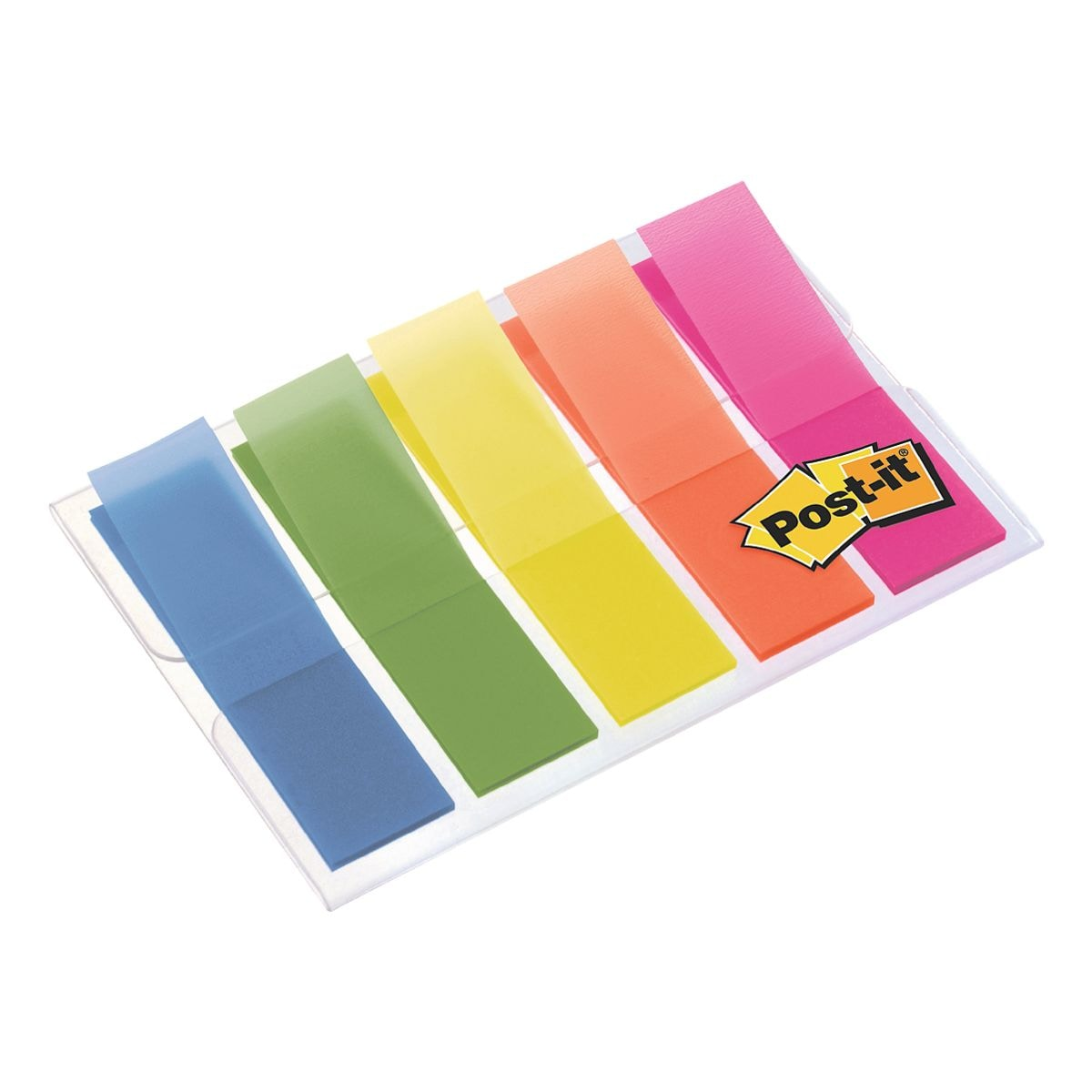 post it index lot index repositionnables index mini 43 2 x 11 9 mm plastique acheter prix. Black Bedroom Furniture Sets. Home Design Ideas