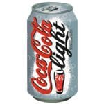 Boisson rafraîchissante « Coca Cola light »