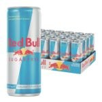 Paquet de 24 boissons énergétiques « Sugarfree »