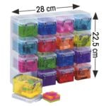 Really Useful Box Lot de 16 boîtes de rangement