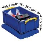 Really Useful Box Boîte de rangement 9 litres