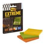 3 paquets bloc de notes repositionnables « Extreme Notes »