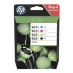 HP Lot de cartouches jet d'encre HP 963XL High Yield - 3YP35AE#BGX