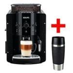 Krups Machine à expresso « EA8108 » avec mug isotherme « TRAVEL MUG »