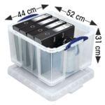 Really Useful Box Boîte de rangement 42 litres