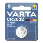 Pile bouton « ELECTRONICS » CR2032