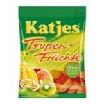 Bonbons gélifiés « Fruits tropicaux »