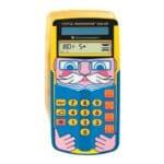 Calculatrice d'école primaire « Little Professor Solar »