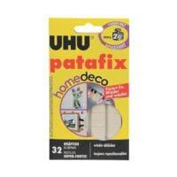 UHU Pastilles adhésives double-face « patafix » 47910
