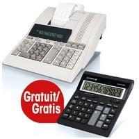 Olympia Calculatrice imprimante « CPD 425 » avec calculatrice « LCD 612 SD »