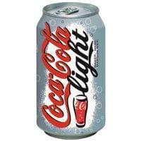 Coca Cola Boisson rafraîchissante « Coca Cola light »
