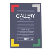 GALLERY cahier bloc-notes