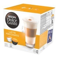 Nescafe Capsules de café « Dolce Gusto® Latte Macchiato »