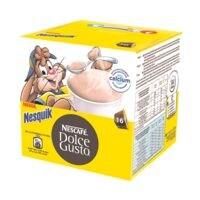 Nescafe Capsules de chocolat « Dolce Gusto Nesquick »