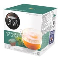 Nescafe Capsules thé « Dolce Gusto Marrakesh Style »