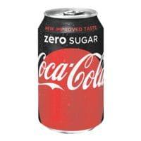 Coca Cola Boisson rafraîchissante « Coca Cola Zero »