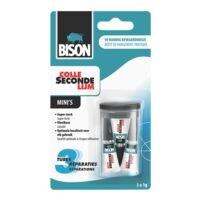 Bison Colle instantanée mini 3x 1 g