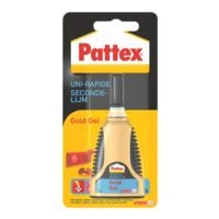 Pattex Colle uni-rapide « Gold Gel »
