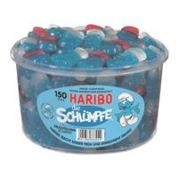 Haribo Bonbons gélifiés « Schtroumpfs »