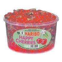 Haribo Bonbons gélifiés aux fruits « Cherries »