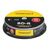 Intenso Disques vierges « Blu-ray BD-R »