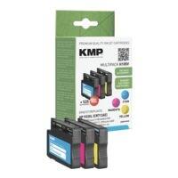 KMP Lot de cartouches d'encre « H105V » (équivalent HPs N° 933X)