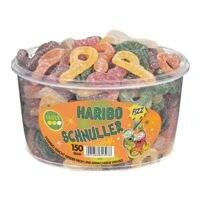 Haribo Bonbons gélifiés « Sucettes acidulées »