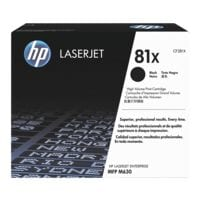 HP Cartouche d'impression « HP CF281X » HP 81X