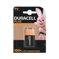Duracell Pile « Plus » bloc E / 6LR61