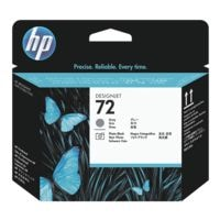 HP Cartouche jet d'encre HP 72, gris photo, gris - HP C9380A