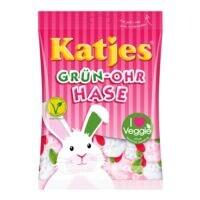 Katjes Bonbons aux fruits « Grün-Ohr Hase »