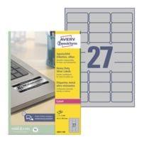 Avery Zweckform Étiquettes d'identification - 2700 pièces