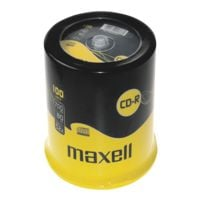 Maxell CD vierges « CD-R »