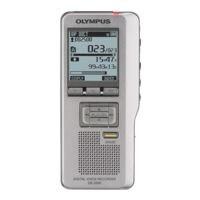 Olympus Dictaphone numérique « DS-2500 »
