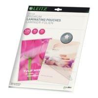 LEITZ 25 pièce(s) Pochettes de plastification iLAM Pouch 7482 A4 125 µ