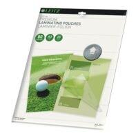 LEITZ 25 pièce(s) Pochettes de plastification iLAM Pouch 7486 A3 80 µ