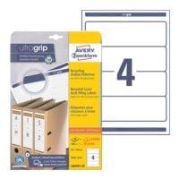 Avery Zweckform Étiquettes classeurs autocollantes « Recycling » - 120 pièces